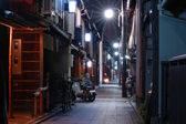 Night in Kyoto — Stock Photo