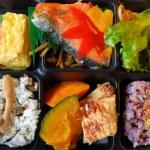 Japanese lunchbox - bento — Stock Photo #2775548