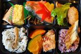 Japanese lunchbox - bento — Stock Photo