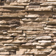 Artificial Stone Wall — Stock Photo #2786677