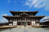Todai-ji Temple — Stock Photo