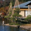 Stock Photo: japanese garden&quot