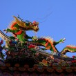 Chinese dragon — Stock Photo