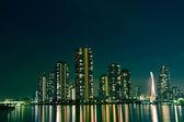 Night city — Stock Photo