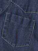 Kot ceket cep — Stok fotoğraf