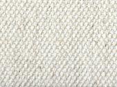 White textile texture — Stock Photo