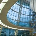Modern futuristic interior — Stock Photo #3142760
