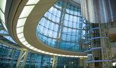 Moderne futuristische interieur — Stockfoto