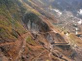 Mineral mining area — Stockfoto