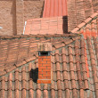 Tile roofs — Stock Photo #3792718