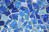 Ceramic pattern, Barcelona — Stock Photo