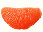 Grapefruit section — Stock Photo