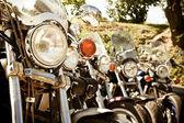 Motobikes — Stock Photo