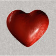 Red Heart Sketch — Stock Photo #2852963
