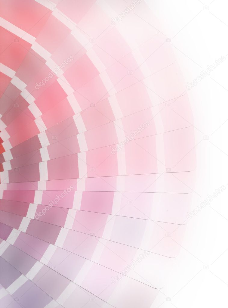 Pink Blur Color Guide Background  — Stock Photo #2853540
