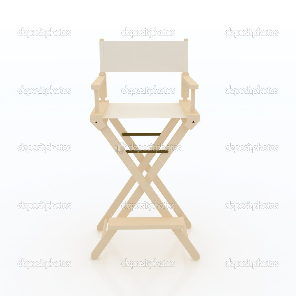 Director Chair  — Stock Photo #2870551