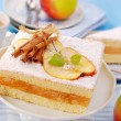 Apple cake — Stock Photo #2742298