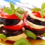 Grilled aubergine — Stock Photo #2742471