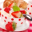 Breakfast with cottage cheese — 图库照片 #2754503