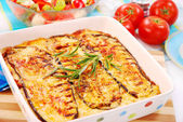 Moussaka — Stock Photo