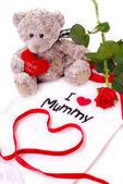 I love mummy — Stock Photo
