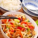 China food — Stock Photo