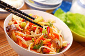 China food — Stock Photo