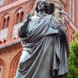 Royalty-Free Stock Photo: Nicolaus Copernicus monument in Torun