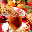 Stock Photo: Christmas eve`s sweets