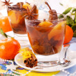 Christmas compote of dried fruits — Stockfoto #3558245