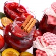 Plum preserves — Stock Photo #3567321