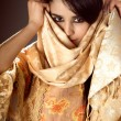 Arabian girl - Stock Photo