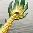 Stock Photo: Dragon Boat Rear Tail