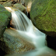 Small Waterfall on in a Tropical Rainforest — Stock Photo #3567157
