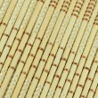 Traditional Bamboo Matt Dioganal Close-up Background — Stockfoto #3768018