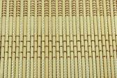 Bamboo Matt Close-up Background — Stock Photo