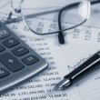 Accounting.dual tone — Stock Photo #2720079