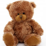oso de peluche de juguete — Foto de Stock