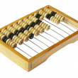 Old wooden abacus — Stock Photo #2747277