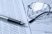 Tono accounting.dual — Foto de Stock