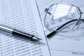 Tom accounting.dual — Foto Stock