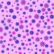 Vector de stock : Flowers