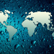 World map — Stock Photo #3127463