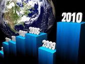 Business Concept 2010 — Foto Stock