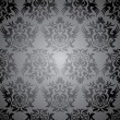 Seamless damask pattern - Image vectorielle