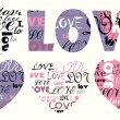 Royalty-Free Stock Vector Image: Valentine illustration