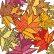Royalty-Free Stock Vector Image: Abstract autumn background