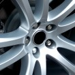 Alloy Wheel - Stock Photo