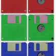 Stock Photo: Floppy Disc