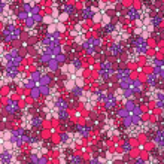 Vintage Retro Fabric Pattern Background — Stock Photo